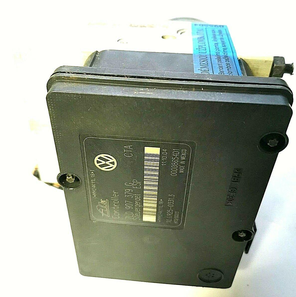 Блок управления абс транспортер т5 авито фольксваген транспортер полный привод купить
