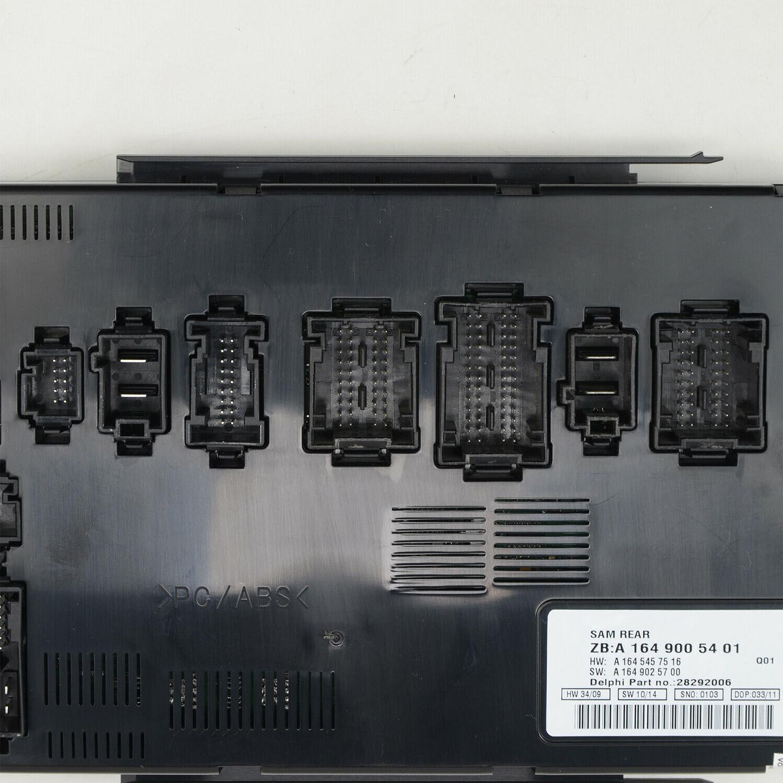 Лейбла заднего SAM-модуля 164 Мерседес..jpg